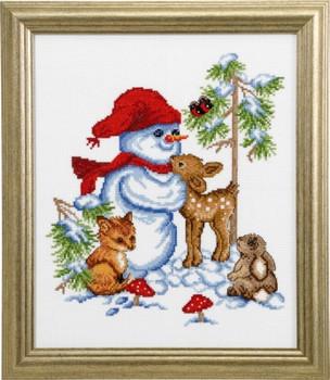 927217 Permin Kit Snowman