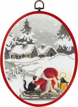 927637 Permin Kit Christmas Night