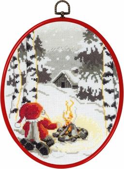 927638 Permin Kit Christmas Night