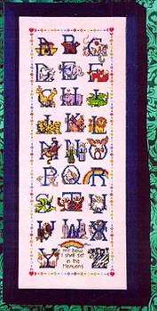 Noah's Alphabet by Dragon Dreams Inc. 03-1581