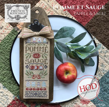 Pomme Et Sauge (Apples & SageFor Fall) by Hands On Design 21-1600