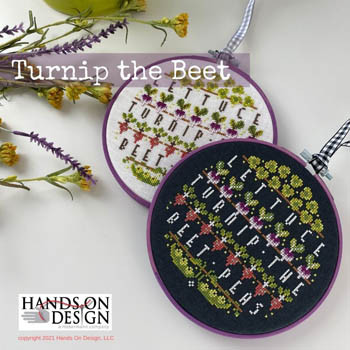Turnip The Beet by Hands On Design 21-1730