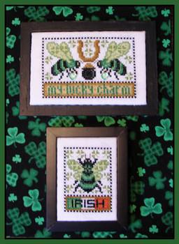 Bee My Luck 61w x 41h by Hinzeit 21-1283