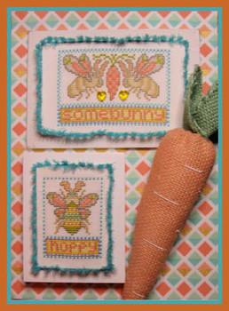 Bee Somebunny 61w x 41h by Hinzeit 21-1367