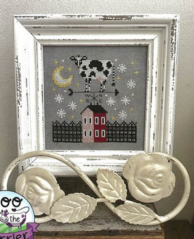 Cow That Missed The Moon by Fox And Rabbit Designs Fox And Rabbit Designs