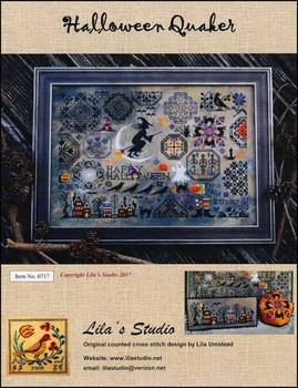 Halloween Quaker 261W x 180H Lila's Studio  17-2029 YT
