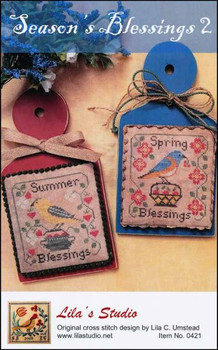 Seasons Blessings 2 62W x 71H  by Lila's Studio YT