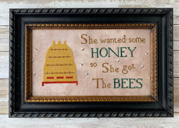 She Wanted Honey by Lucy Beam 21-1382