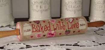 Baked With Love 160w x 60h by New York Dreamer 21-1261