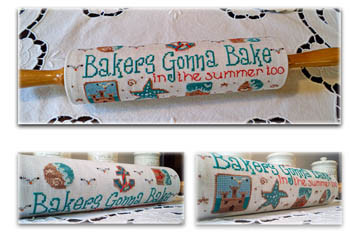 Bakers Gonna Bake 160w x 75h by New York Dreamer 21-1719