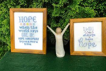 Hope I & II by Poppy Kreations 20-2149