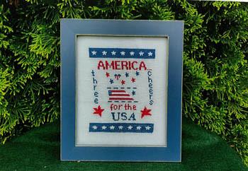 USA - America by Poppy Kreations 20-2150