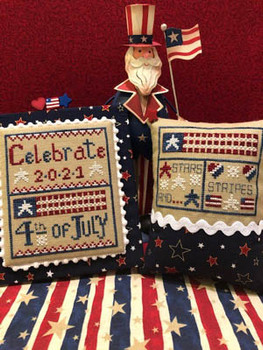 Stars And Stripes by ScissorTail Designs 21-1786