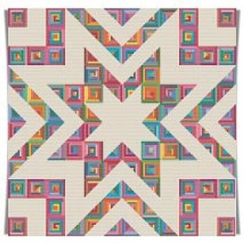 Cross Stitch Quilt #4 by Susanamm Cross Stitch 20-2213