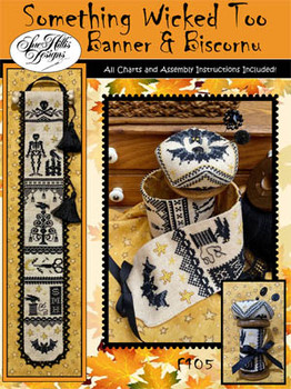 Something Wicked Too by Sue Hillis Designs 20-2810