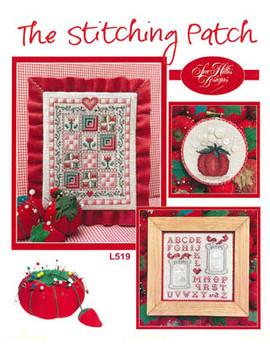 Stitching Patch by Sue Hillis Designs 20-2456