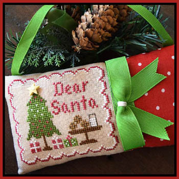 Classic Collection 2-Dear Santa by Country Cottage Needleworks 14-2250
