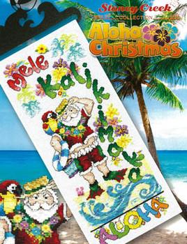 Aloha Christmas 80w x 207h by Stoney Creek Collection 20-2694