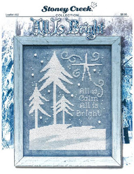 All Is Bright 91w x 119h by Stoney Creek Collection 20-2153