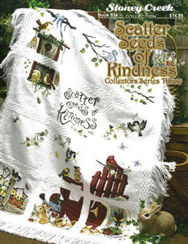 Scatter Seeds Of Kindness by Stoney Creek Collection 21-1677