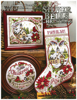 Silver Bells Christmas by Stoney Creek Collection 20-2584