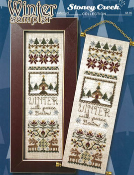 Winter Sampler 41w x 151h by Stoney Creek Collectio 21-1458