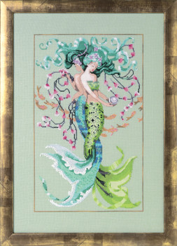MD176 Mirabilia Designs Twisted Mermaids