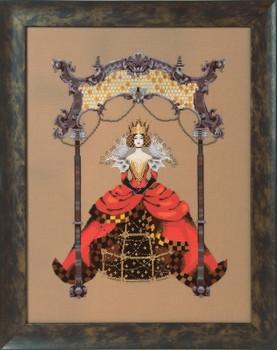 MD171 Mirabilia Designs The Queen Bee