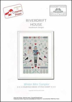 Winter Mini Sampler 140 x 95 Riverdrift House YT