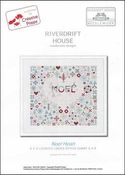 Noel Heart 133 x 120 Riverdrift House YT