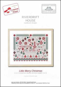 Little Merry Christmas 139 x 108 Riverdrift House YT