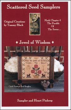 YT Jewel Of Wisdom 130w x 106h Scattered Seeds Samplers