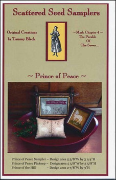 YT Prince Of Peace Scattered Seed Samplers