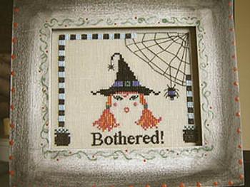 Bothered! by Valentine Stitchery 05-2324