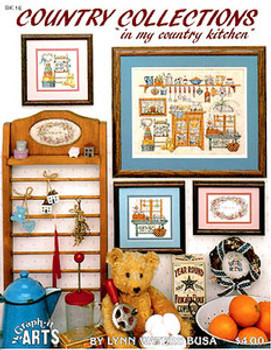 """Graph-It Arts Country Collections #1 """"In My Country Kitchen"""""""