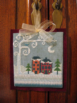 10-2613 Winter Houses by Industrioushead