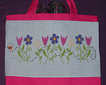 Flower Garden by Lilybet Designs 07-1930