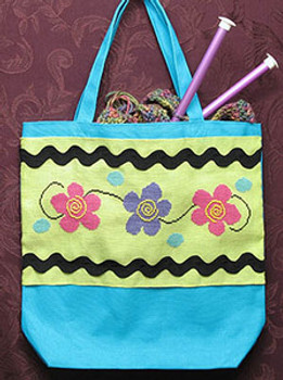 Funky Flowers by Lilybet Designs 07-1321