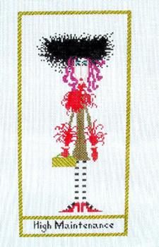 26a4948b8afc99 Needlepoint Canvas Designers - JOEY HEIBURG-DOLLY MAMAS (Danji ...