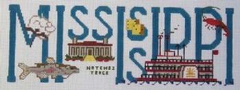 MMW-112 Mississippi 16 x 6 13 MARY MARGARET WALDOCK