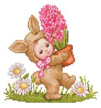 EMB022 Ellen Maurer-Stroh Bunny Baby