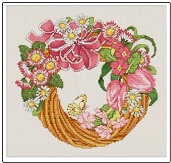 EMS065 Ellen Maurer-Stroh Spring In Pink