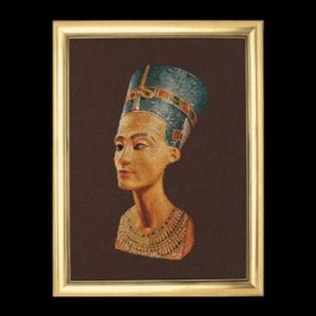 "GOK3069 Thea Gouverneur Kit Nefertiti 24"" x 32""; Jobelan; 20c"