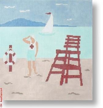 "LM-PL 012 Lifeguard 13 Mesh 12"" Laura Megroz"