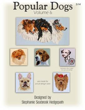 Popular Dogs Volume 6 by Pegasus Originals, Inc. 14-1442