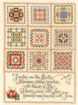 Threads Of Joy by Ursula Michael Design 960-1224  UMD-168
