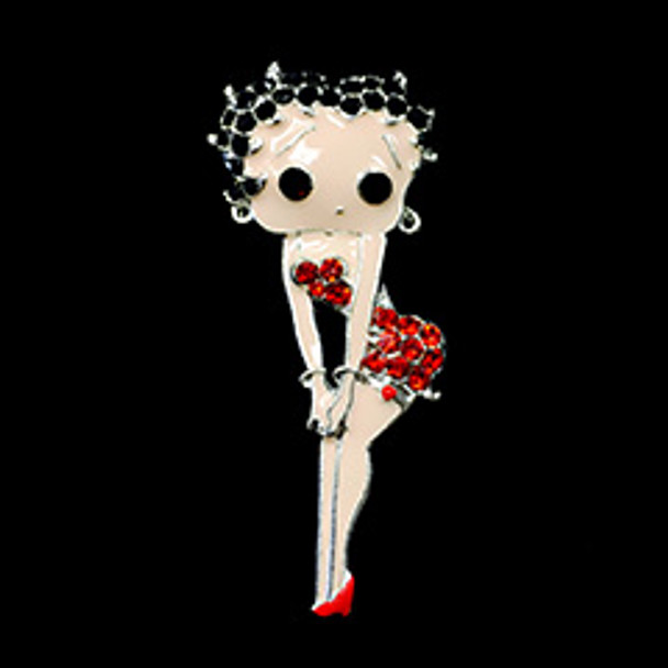 a37f65d09f Betty Boop Needle Minder Big Buddy The Meredith Collection (Formerly  Elizabeth Turner Collection) - The NeedleArt Closet