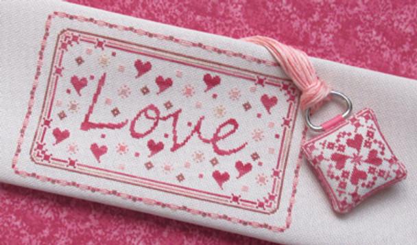 66802f61c63 TAS-EL 15-1040 Endearing Love 152w x 92h TA Smith - The NeedleArt Closet