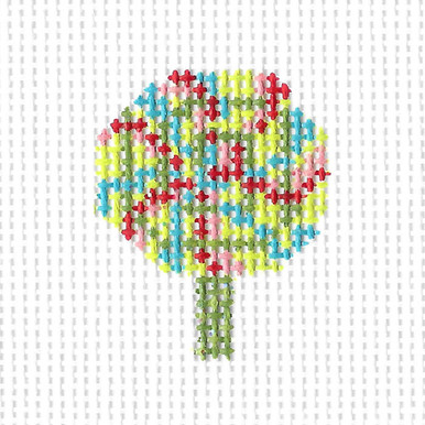 METHODIST CROSS /& PRAYER  #2 Counted Cross Stitch Chart