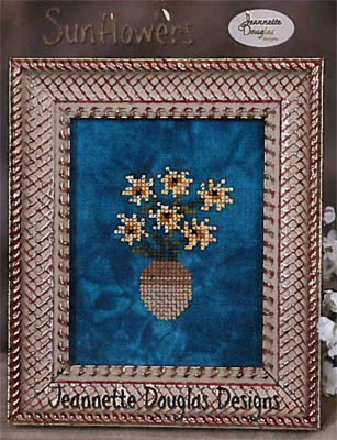 Sunflowers by Jeannette Douglas Designs 18-1621 - The